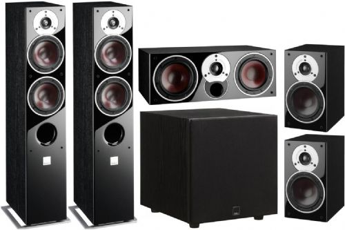 DALI Zensor 5 5.1 Home Cinema Package